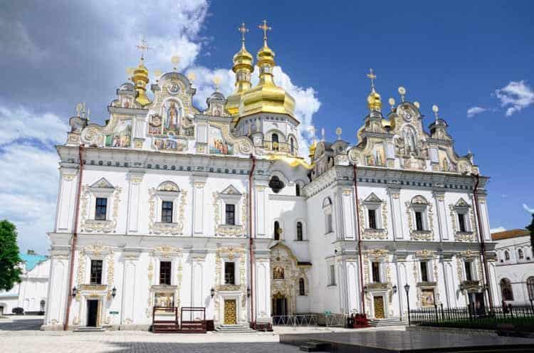 Pechersk Lavra Kiev – Caves Monastery