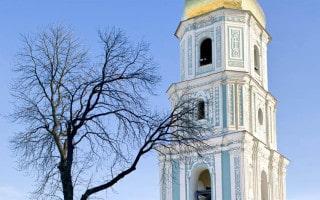 Tourist Attractions in Kiev, Ukraine